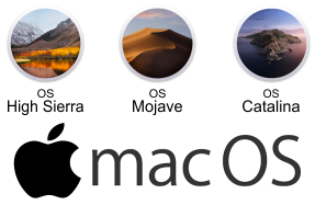 Apple Mac OS Install