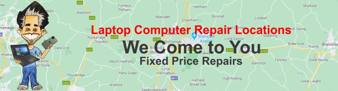 Laptop Computer Repair Locations