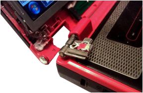 Laptop Hinge - Chassis Repair