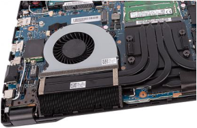 Laptop Overheating Fan Repair