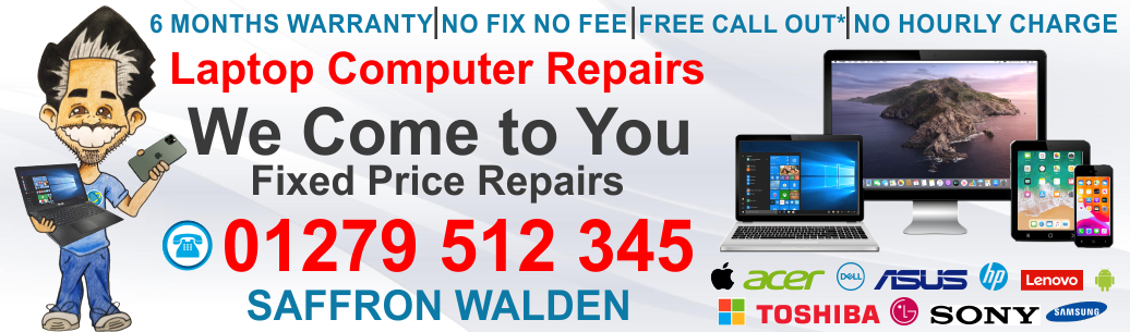 Laptop Computer Repair Saffron Walden