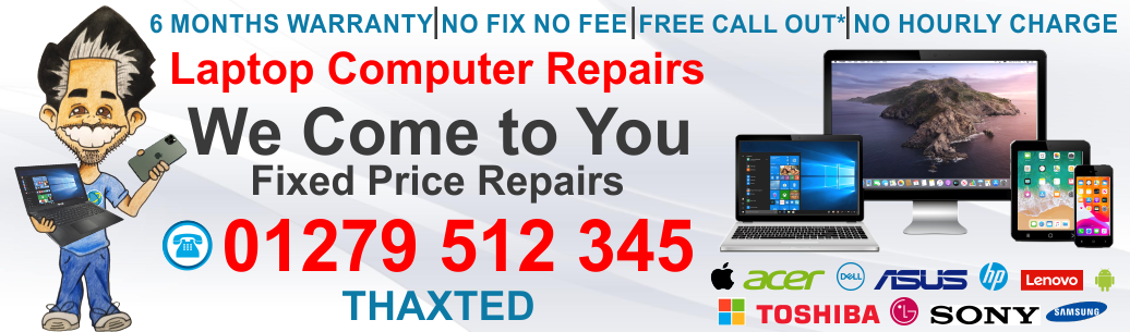 Laptop Computer Repair Thaxted
