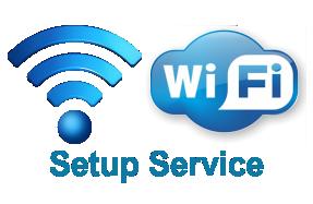 WiFi Setup Service
